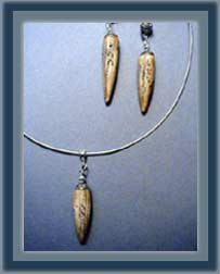 Photo of a member's jewelry