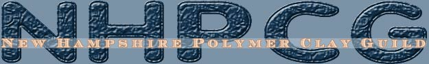 Logo for New Hampshire Polymer Clay Guild